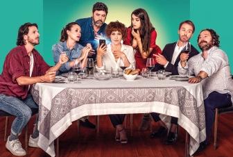 Entrevista a Elena Ballesteros – «Perfectos Desconocidos» Teatro Reina Victoria