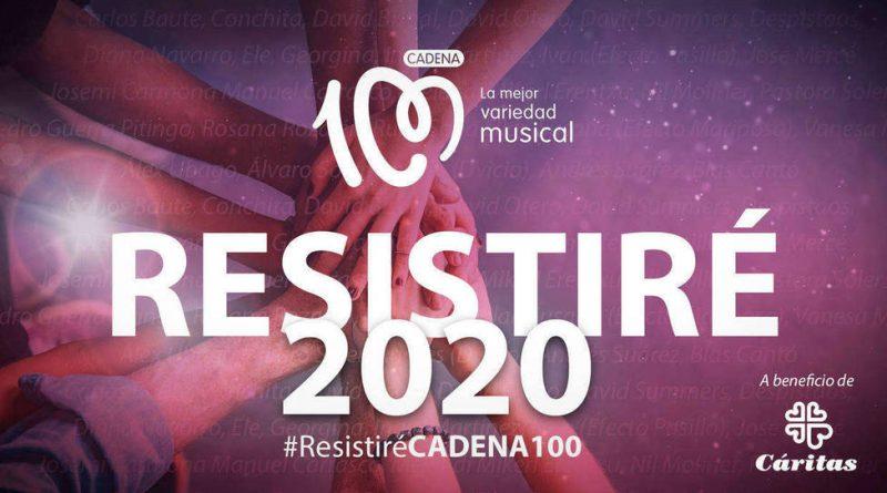 «Resistiré 2020» #EsteVirusLoParamosUnidos