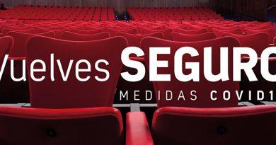 Los Teatros del Canal de la Comunidad de Madrid reabrirán al público el próximo 17 de junio