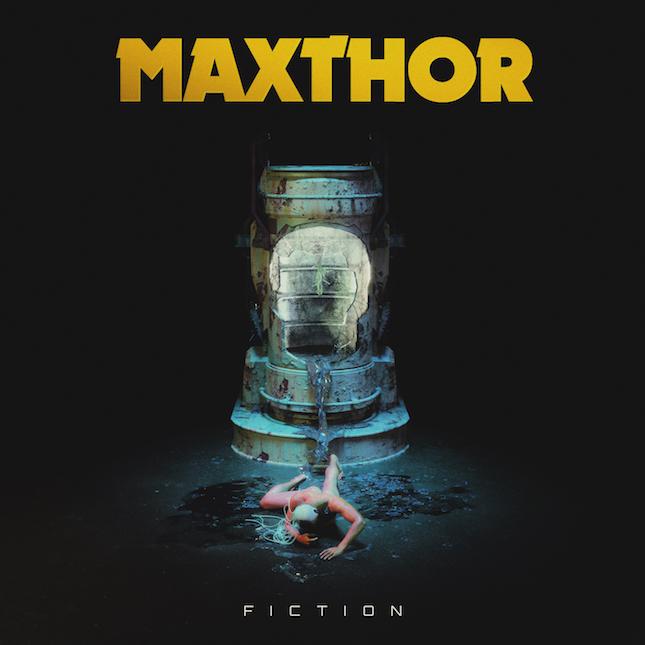 entrevista a Maxthor en el número de Abril de Planeta28