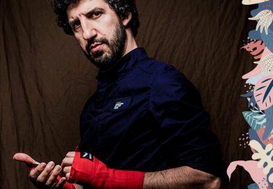 Marwán presentación de 'El Viejo Boxeador' en el Teatro Circo Price