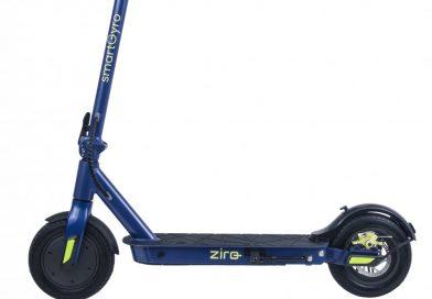 Ziro Blue, el nuevo patinete eléctrico urbano de Smartgyro.